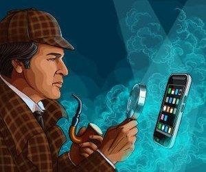 holmes phone