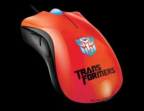 Razer Transformers Optimus Prime