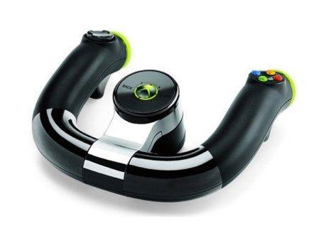 Xbox 360 беспроводной руль