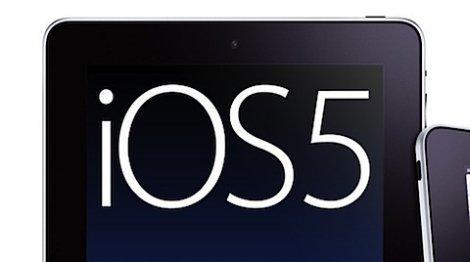 iOS5 iPad 2