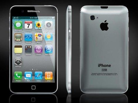Apple iPhone 5 концепт