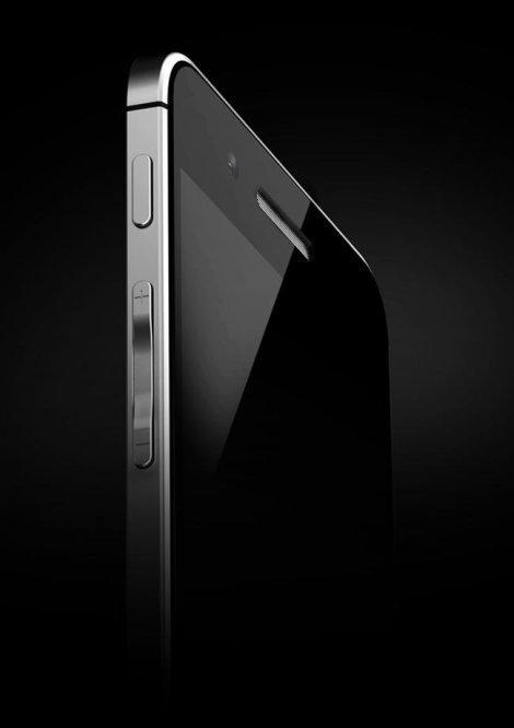 Apple iPhone 5 концепт дизайна