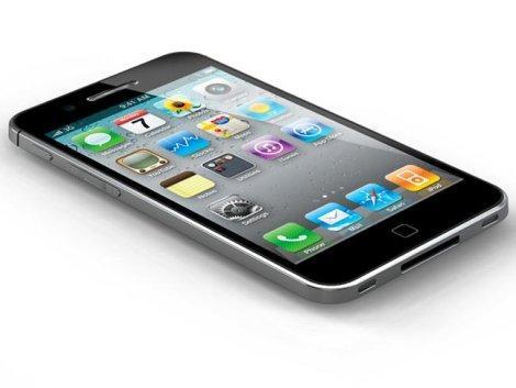 iPhone 5 концепт