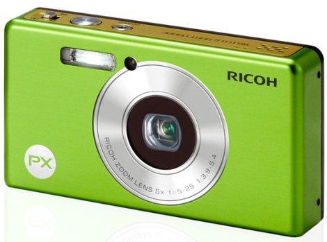 ricoh px фотоаппарат