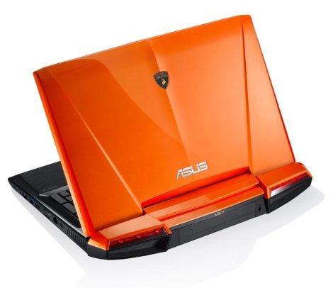 Asus Automobili Lamborghini VX7 ноутбук