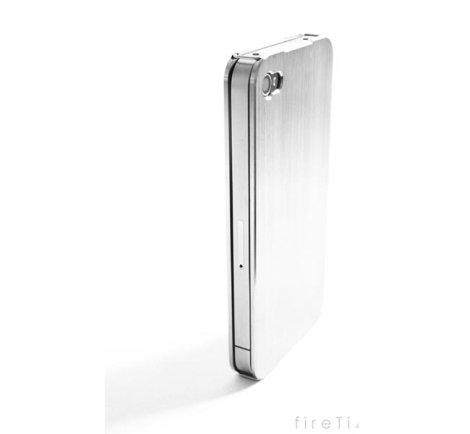 FireTI Titanium iPhone 4