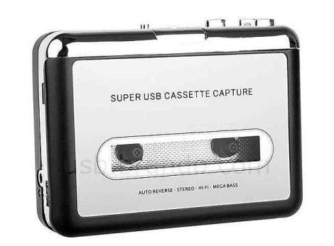 USB cassette