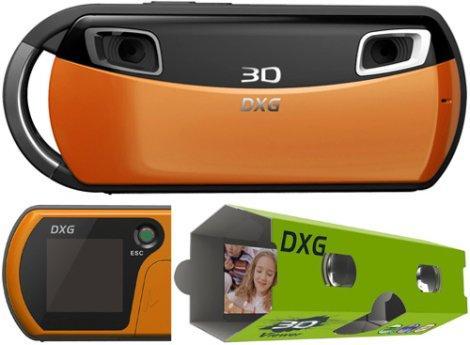 DXG-018O камера