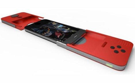 iPhone 4 игровая приставка