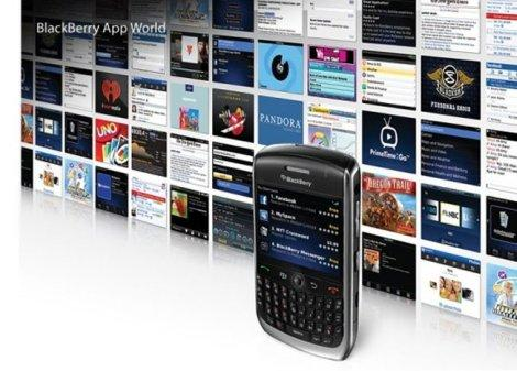 Blackberry App World 3