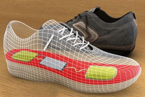 InStep NanoPower кроссовки