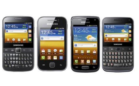 samsung новые смартфоны