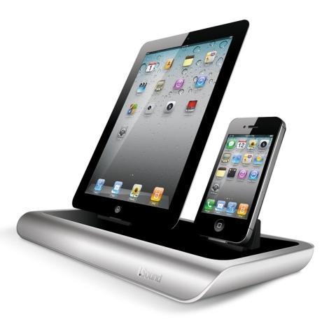 Док-станция для iPad и iPhone