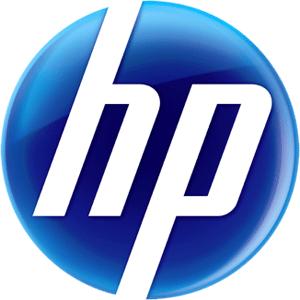 hp логотип