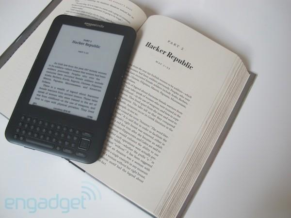 Waterstone removing amazon kindles stores