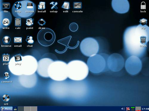 Puppy Linux 5.2 Wary