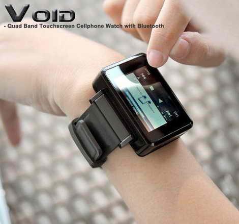 Часы-телефон Void