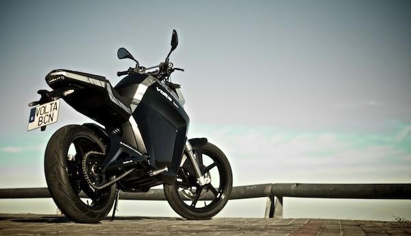 Volta Motorbikes