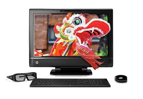 HP TouchSmart-620-3D