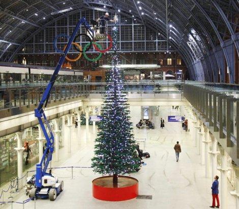 Lego рождественская елка