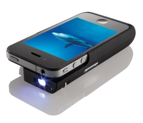 iPhone Pocket Projector Case