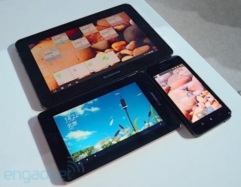Lenovo LePad S2005, S2007 и S2010