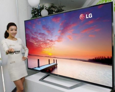 84-дюймовый LCD телевизор LG