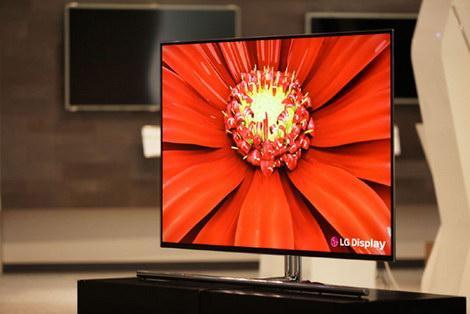 LG 55-дюймовая OLED панель