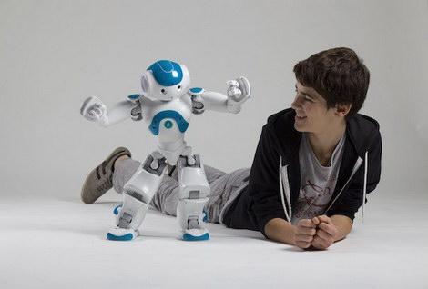 Nao от Aldebaran Robotics