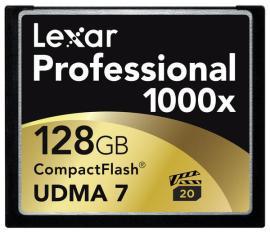 Lexar Compact Flash 1000x
