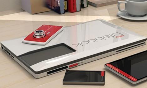 LifeBook Concept