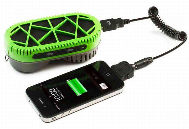 Powertrekk charger