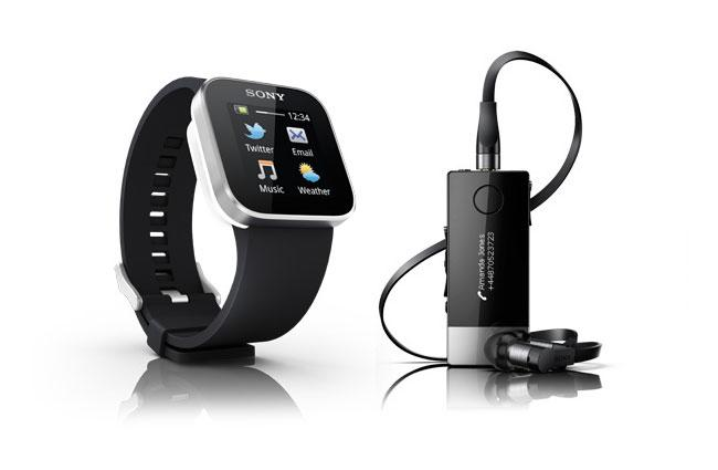 Sony SmartWatch - Sony Smart Wireless Headset Pro