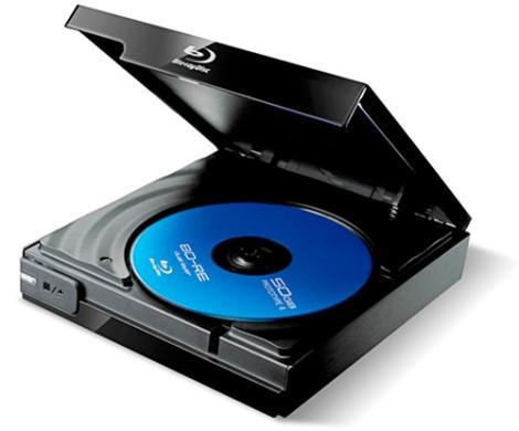 Диск Blu-ray