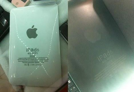 Поддельный iPad 5