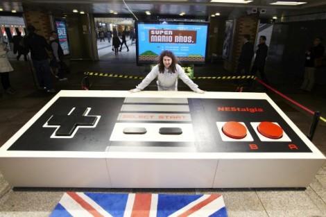 Контроллер NES