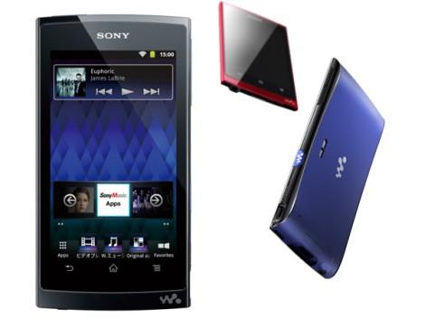 Walkman Z Android