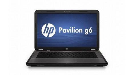 HP Pavillion g6t
