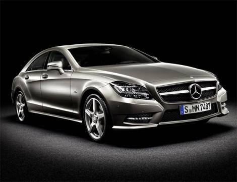 2012 Mercedes CLS