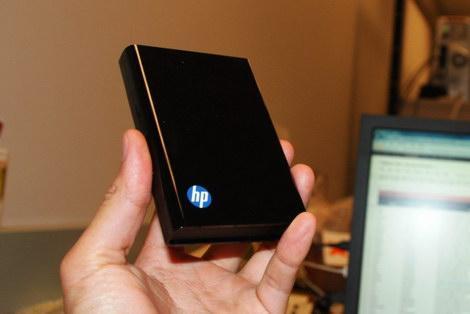 HP Portable Hard Drive