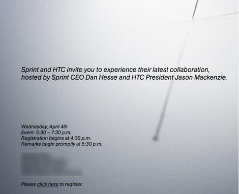 HTC Sprint