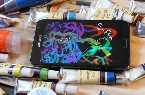Stop Motion Galaxy Note