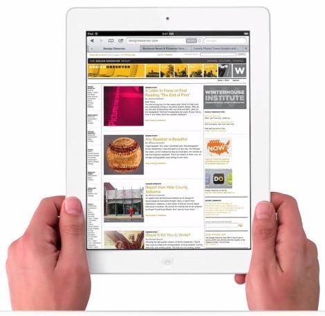 Приложения на iPad
