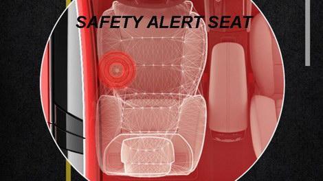 Vibrating Car Seat