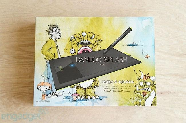 Wacom-Bamboo-Splash