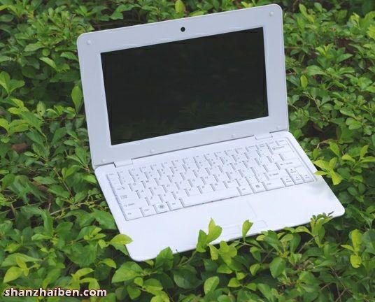 Allwinner A10 netbook