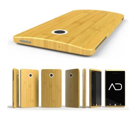 ADzero Bamboo смартфон