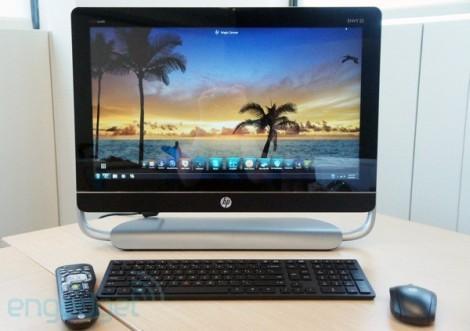 HP моноблоки