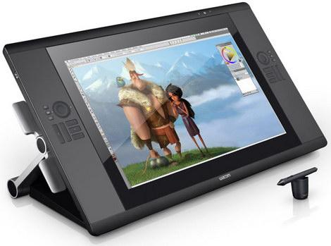 wacom 24 hd touch