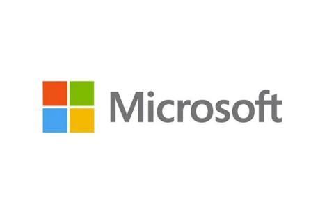 Microsoft новый логотип (logo)